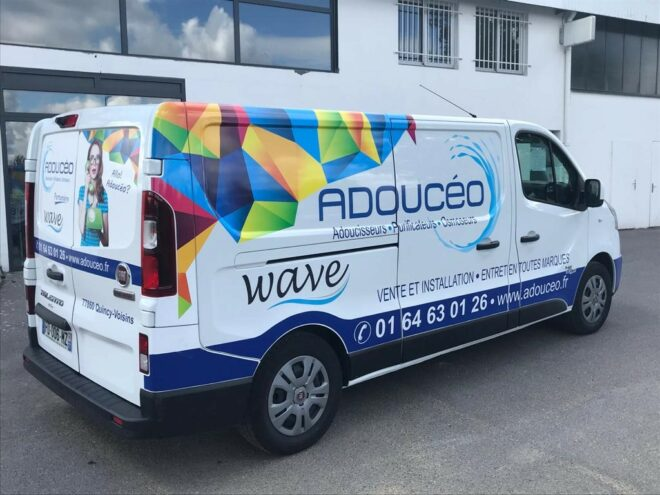 Camion Adoucéo